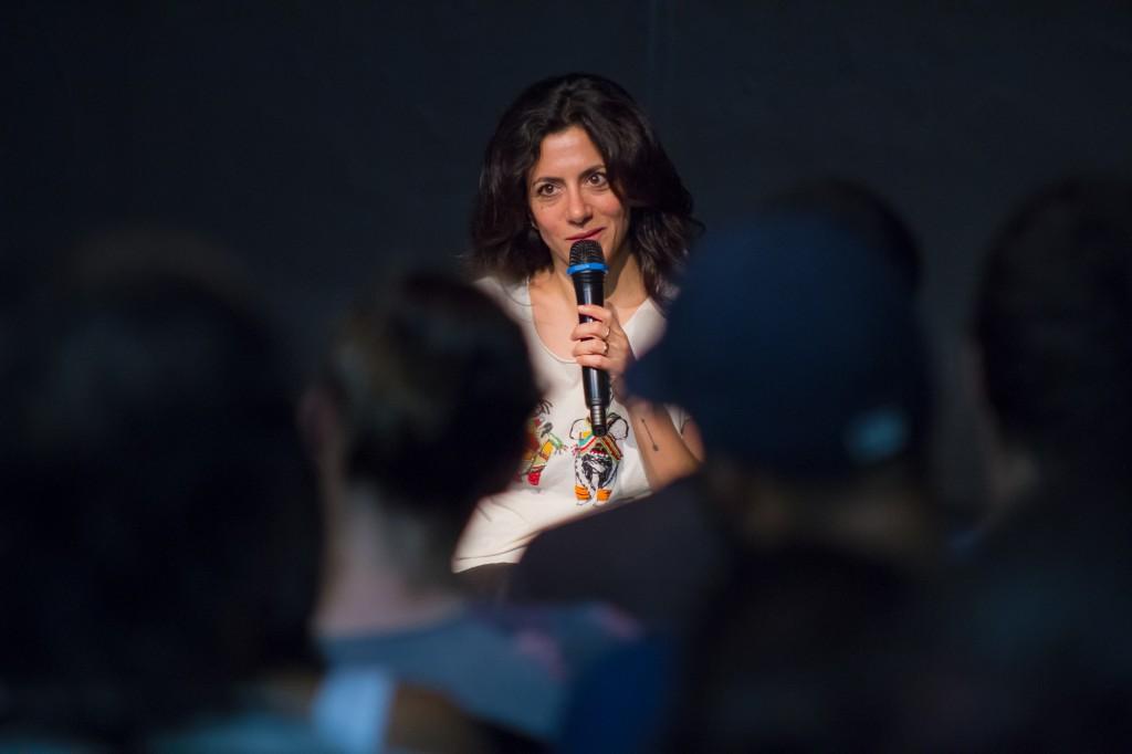 Marina Person fala sobre desafios da carreira no cinema