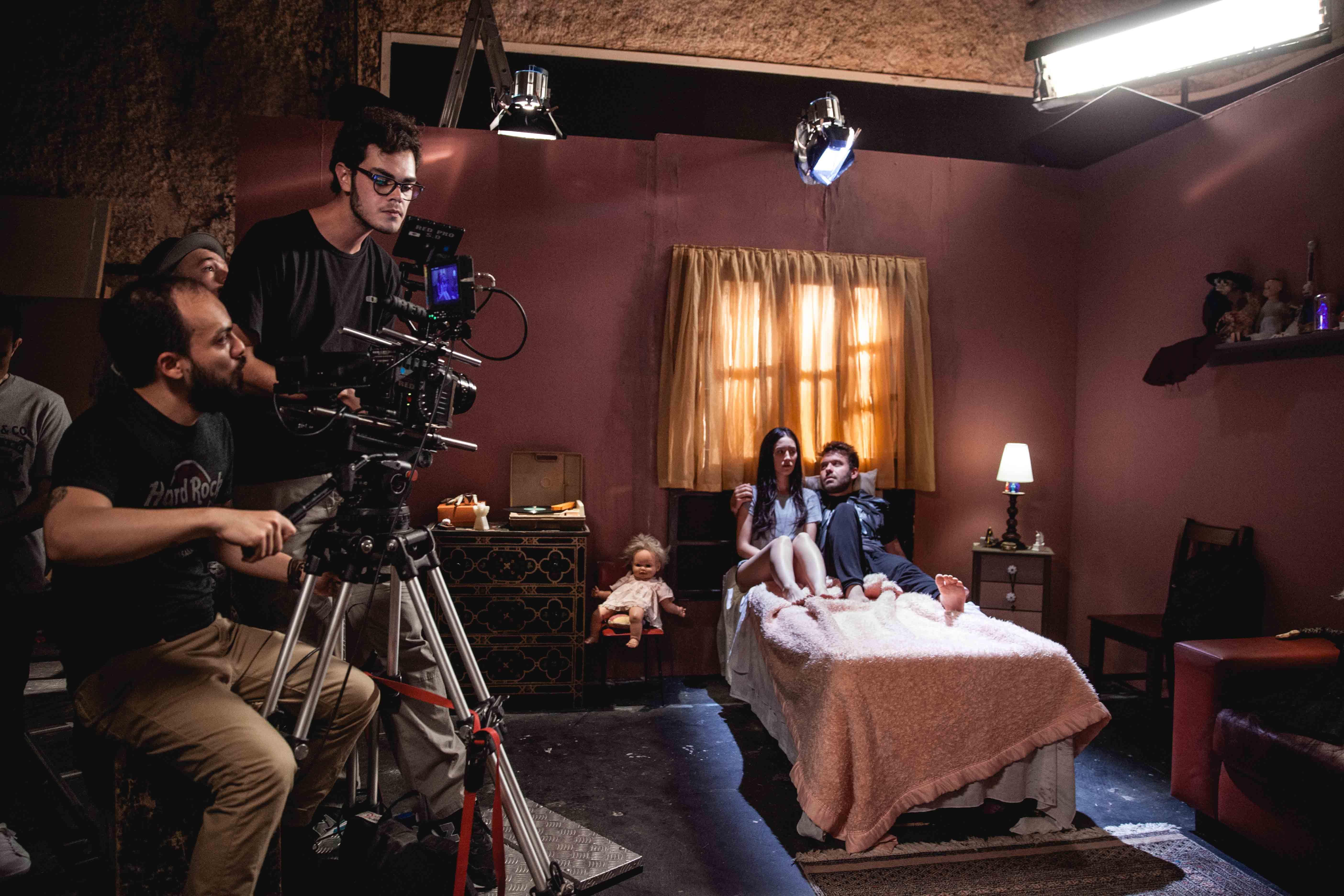 Quero Ser Diretor de Cinema