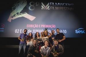 Todos os alunos vencedores do 8. Filmworks Film Festival - São Paulo