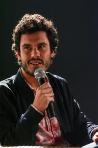 O diretor, escritor e montador Fellipe Barbosa