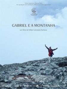 poster gabriel e a montanha