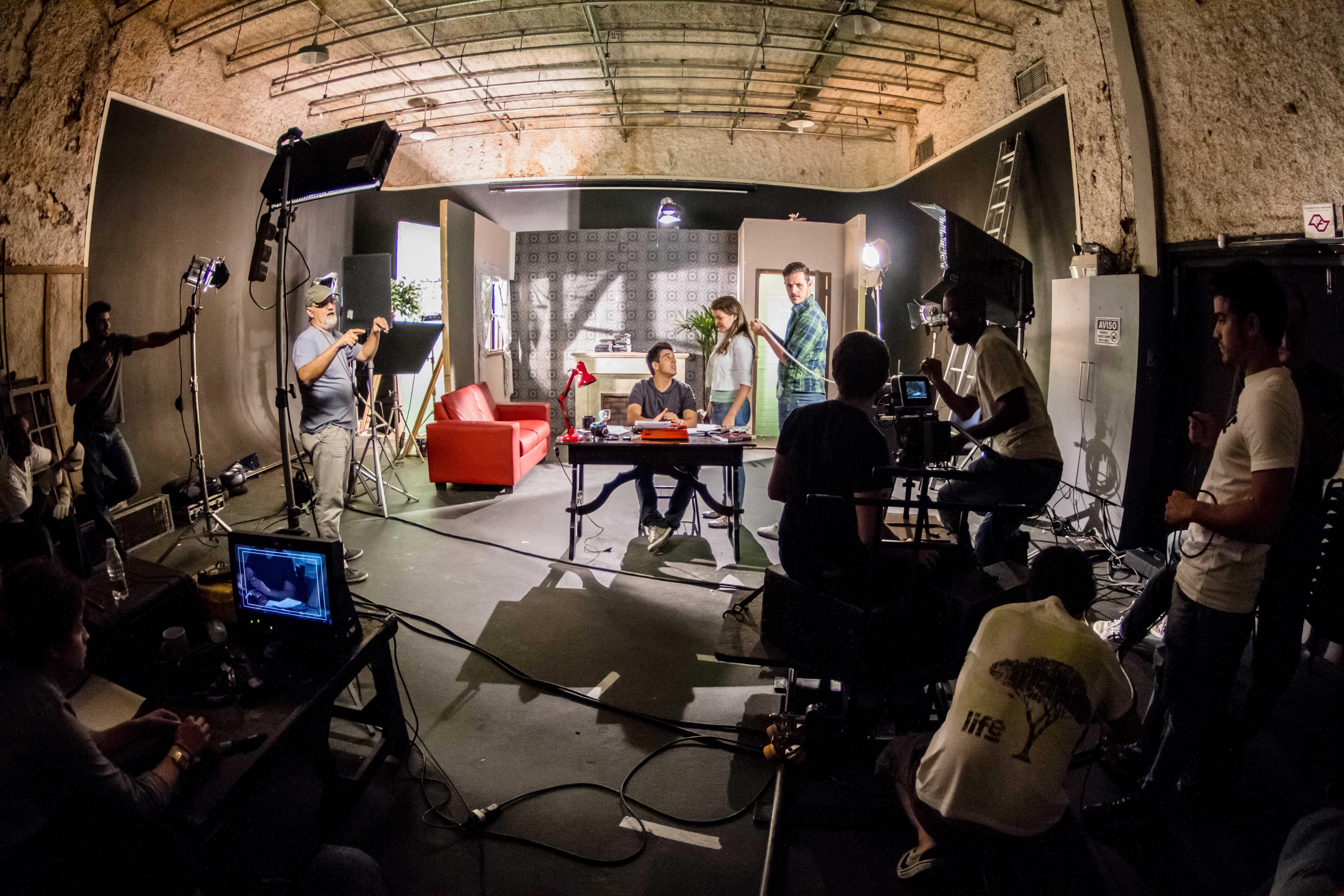 Venha conhecer o Filmworks –  o curso técnico em Direção Cinematográfica da AIC