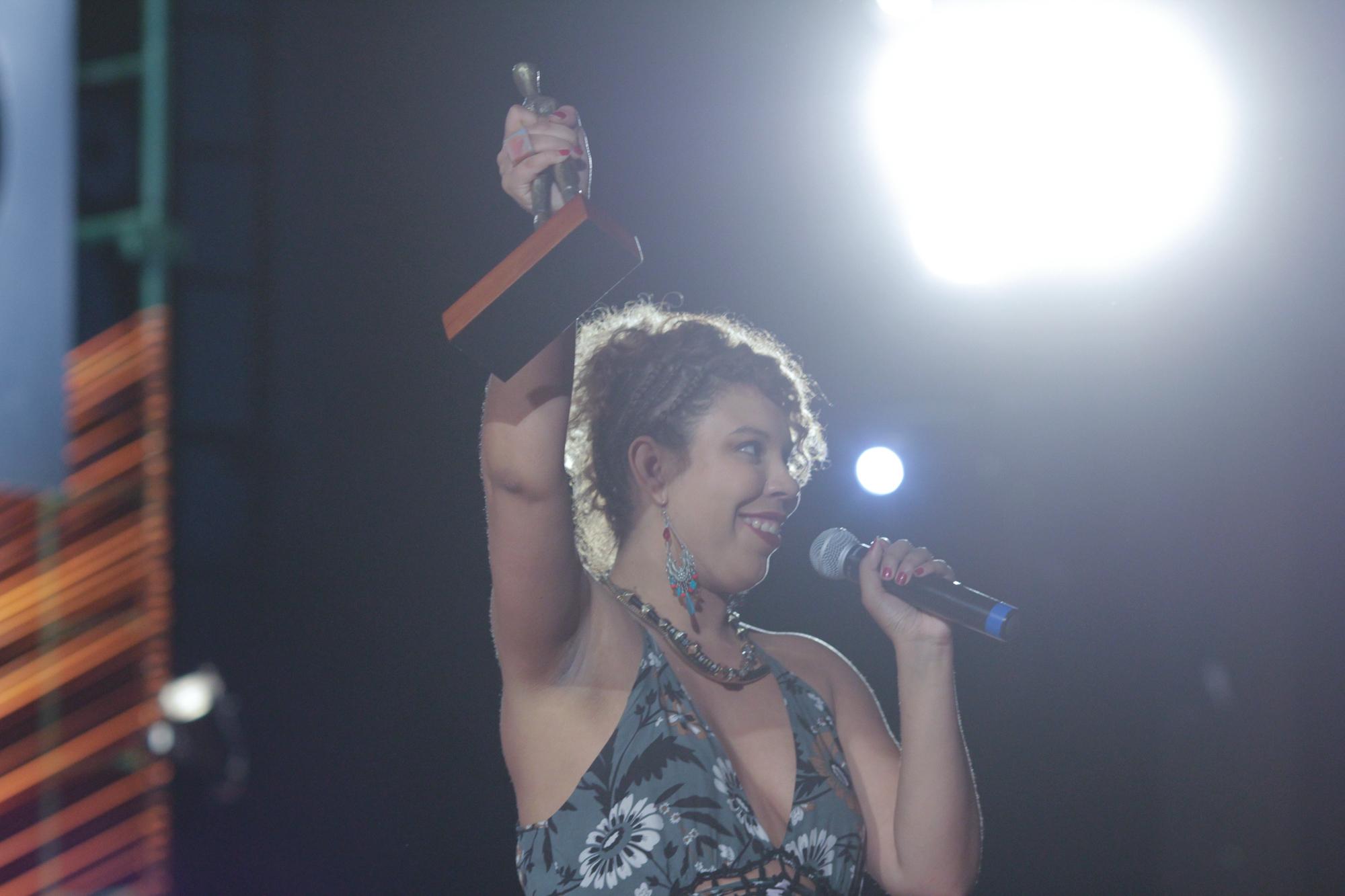 Peripatético, da ex-aluna Jéssica Queiroz, ganha dois prêmios no Festival de Brasília
