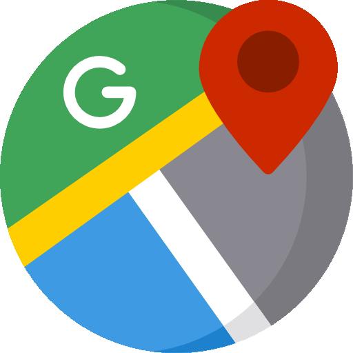 Link para Google Maps da Academia Internacional de Cinema