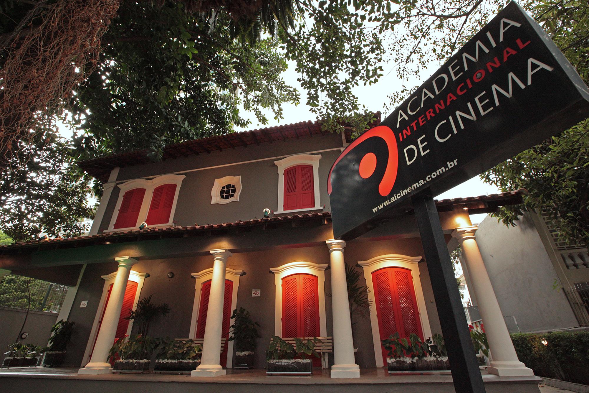 Como chegar na Academia Internacional de Cinema?