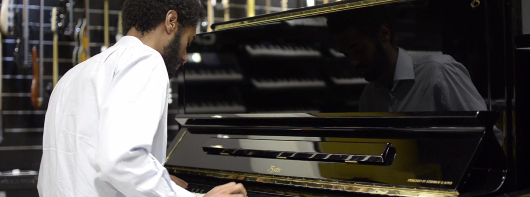 """""""Piano Forte"""", da aluna Anabela Roque, já acumula dez festivais na carreira"""