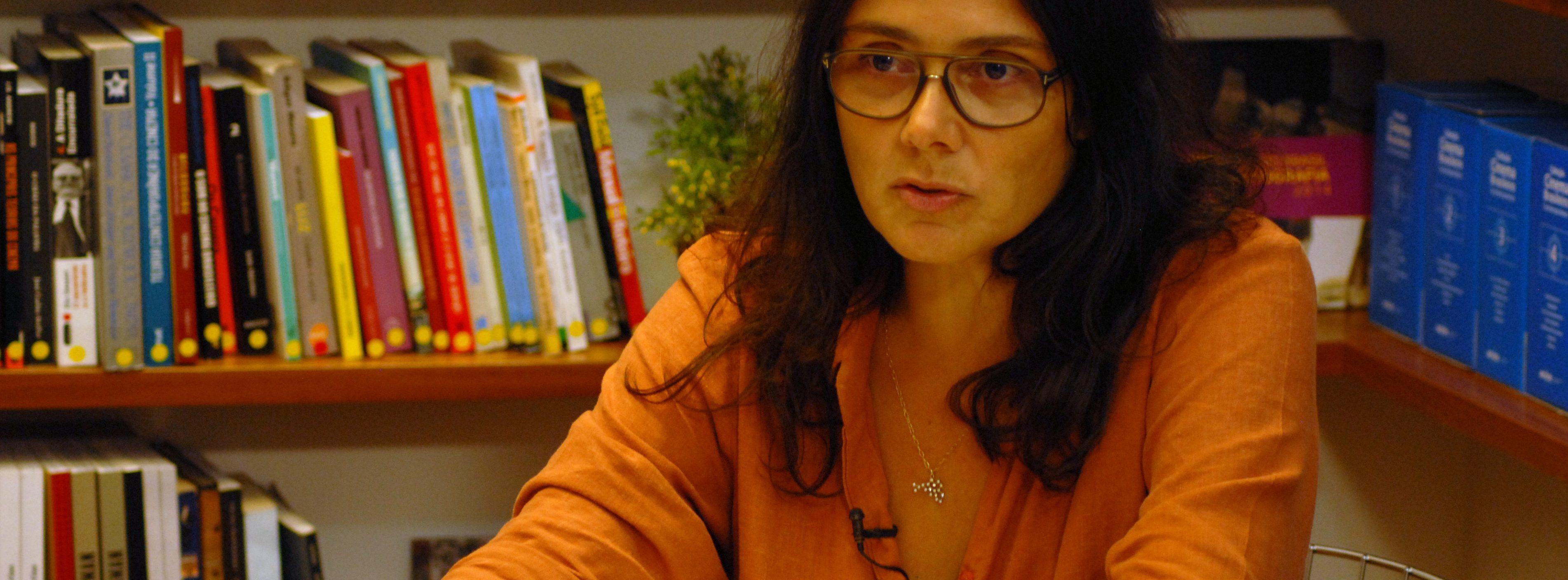 Mini kerti, diretora e sócia da Conspiração, abre a 13ª edição da Semana de Orientação no Rio de Janeiro
