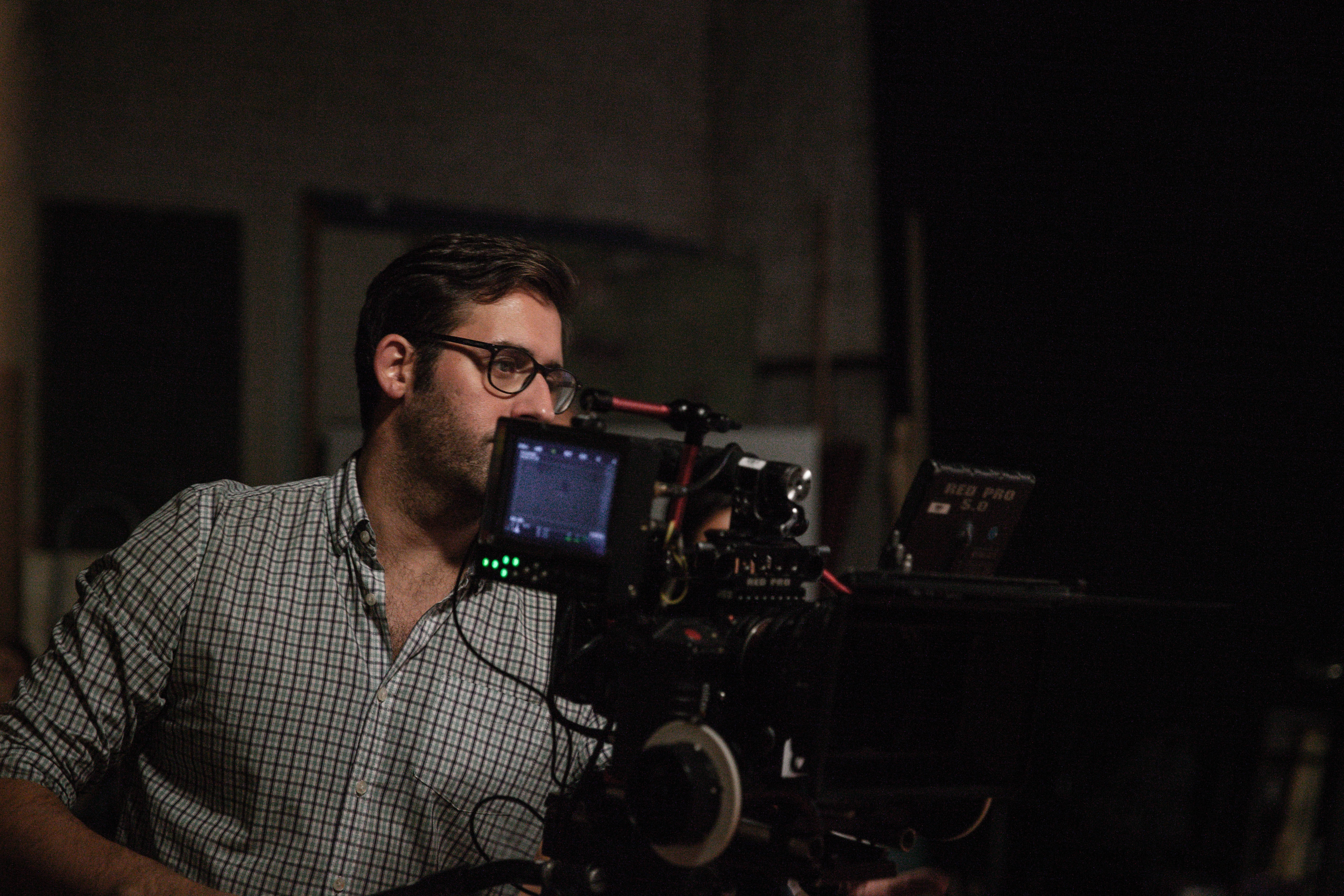 Quero Ser Cinegrafista