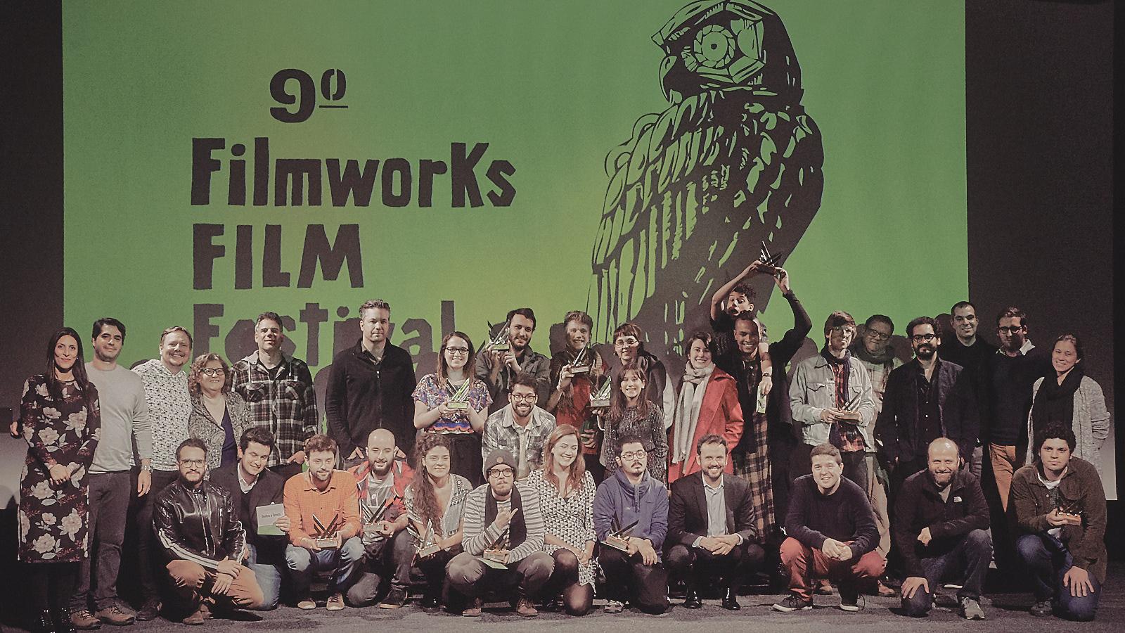 Vencedores do FilmWorks Film Festival 2018 – São Paulo