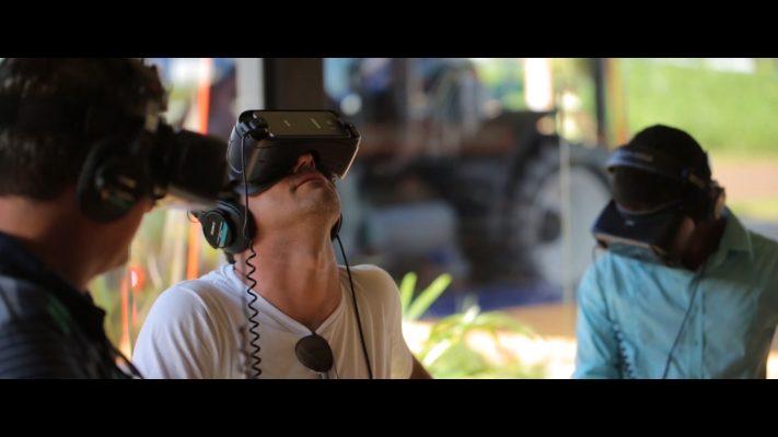 Itaipu VR - realidade virtual
