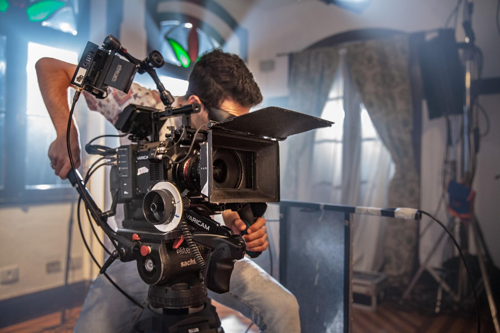 Webinar sobre Direção Cinematográfica