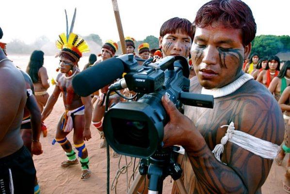 produção audiovisual indígena