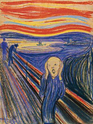 Edvard Munch - expressionismo alemão