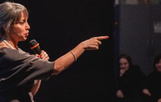 Krishna Mahon fecha a Semana de Cinema e Mercado em São Paulo