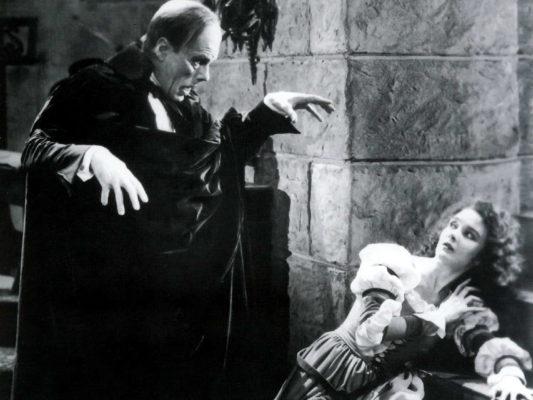 O Fantasma da Ópera - Expressionismo alemão