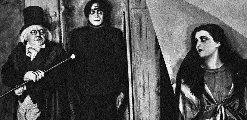 expressionismo alemão - O Gabinete do Dr. Caligari