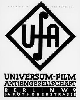 Universum Film AG (UFA) - expressionismo alemão