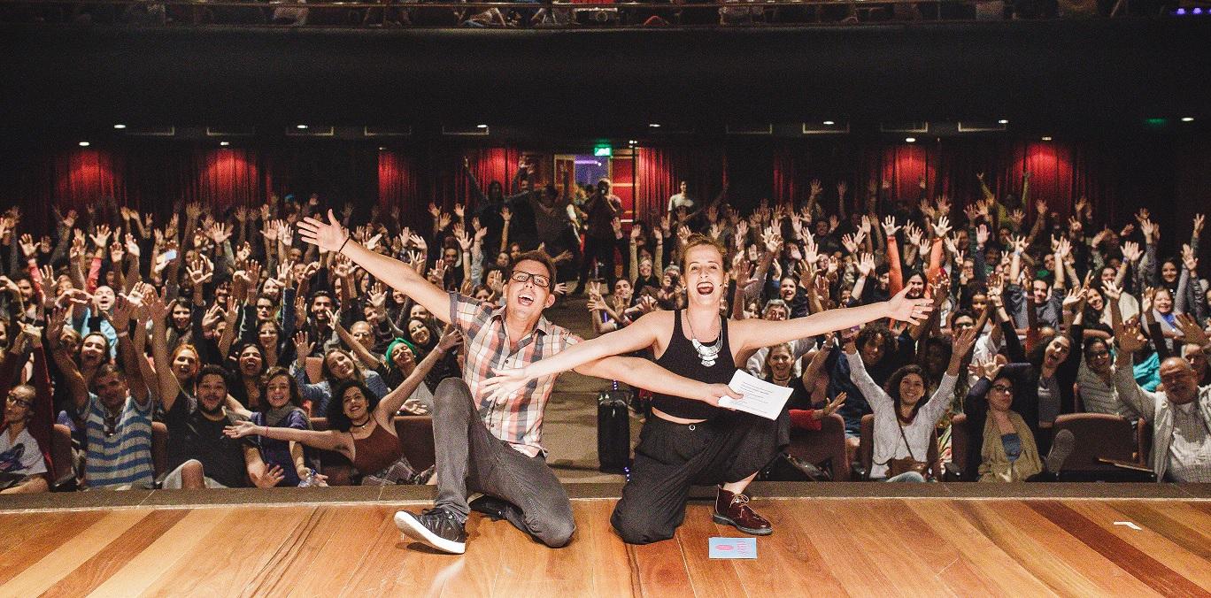Academia Internacional de Cinema apoia o FESTU – Festival de Teatro Universitário