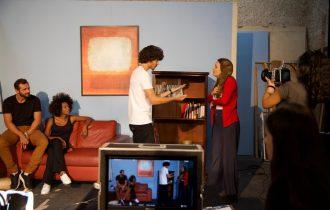 Curso Técnico para Cinema e TV para participantes do FESTU