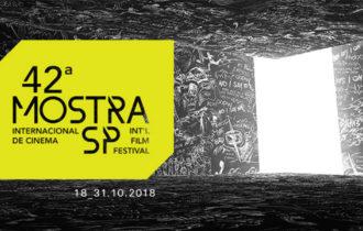 Professores e ex-aluna na 42ª Mostra Internacional de Cinema de São Paulo