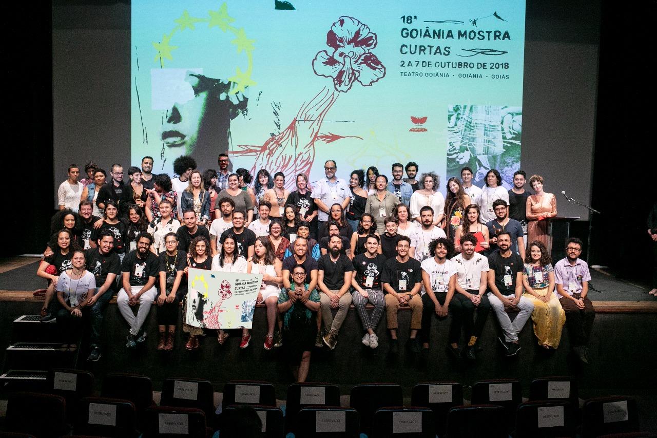Academia Internacional de Cinema premia vencedores do 18ª Goiânia Mostra Curtas