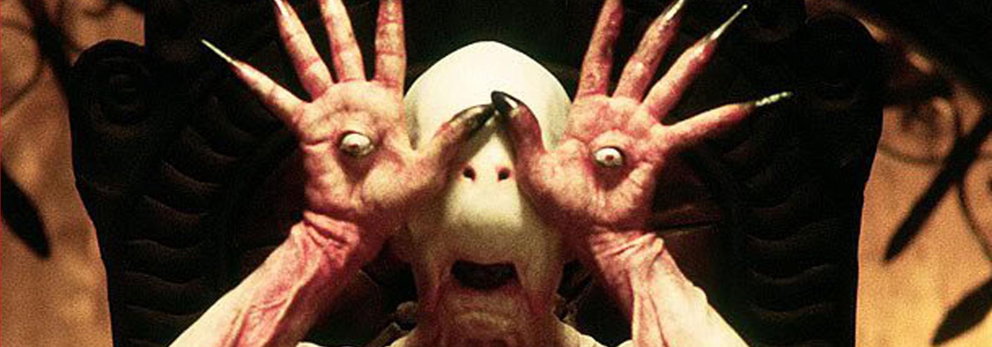 As 10 Melhores Maquiagens de Cinema