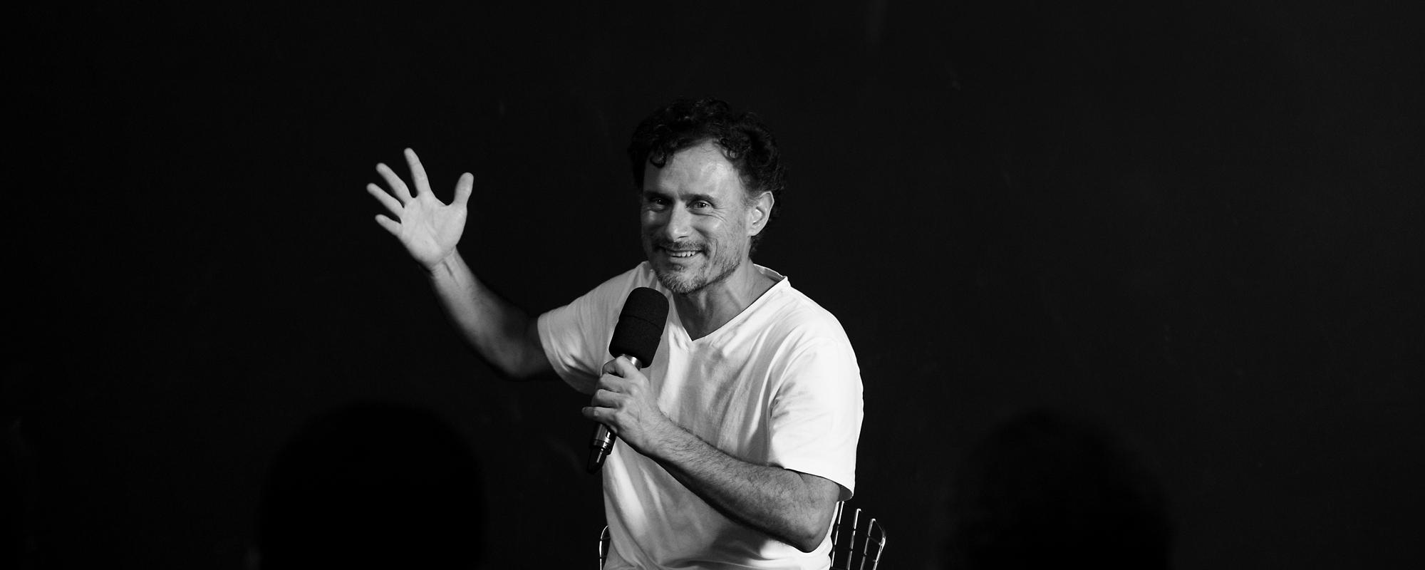 Enrique Diáz fecha a edição carioca da Semana de Orientação