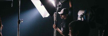 Gaffer – Eletricista da Indústria Audiovisual