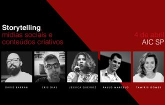 Storytelling, mídias sociais e conteúdos criativos