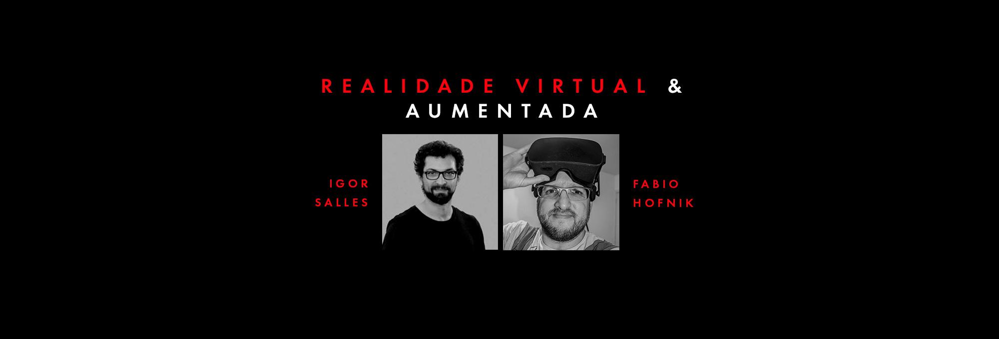 Palestra sobre Realidade Virtual e Aumentada na AIC-SP
