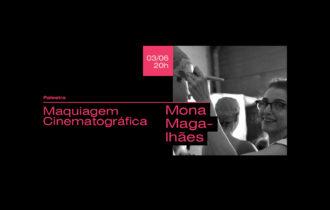 Palestra gratuita sobre Maquiagem Cinematográfica na AIC-RJ