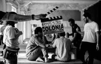 Alunos da AIC atuam em série Colônia