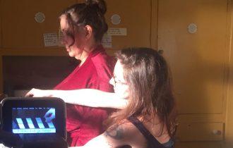 Ex-aluna da Victoria Gimenes inicia carreira em produtora