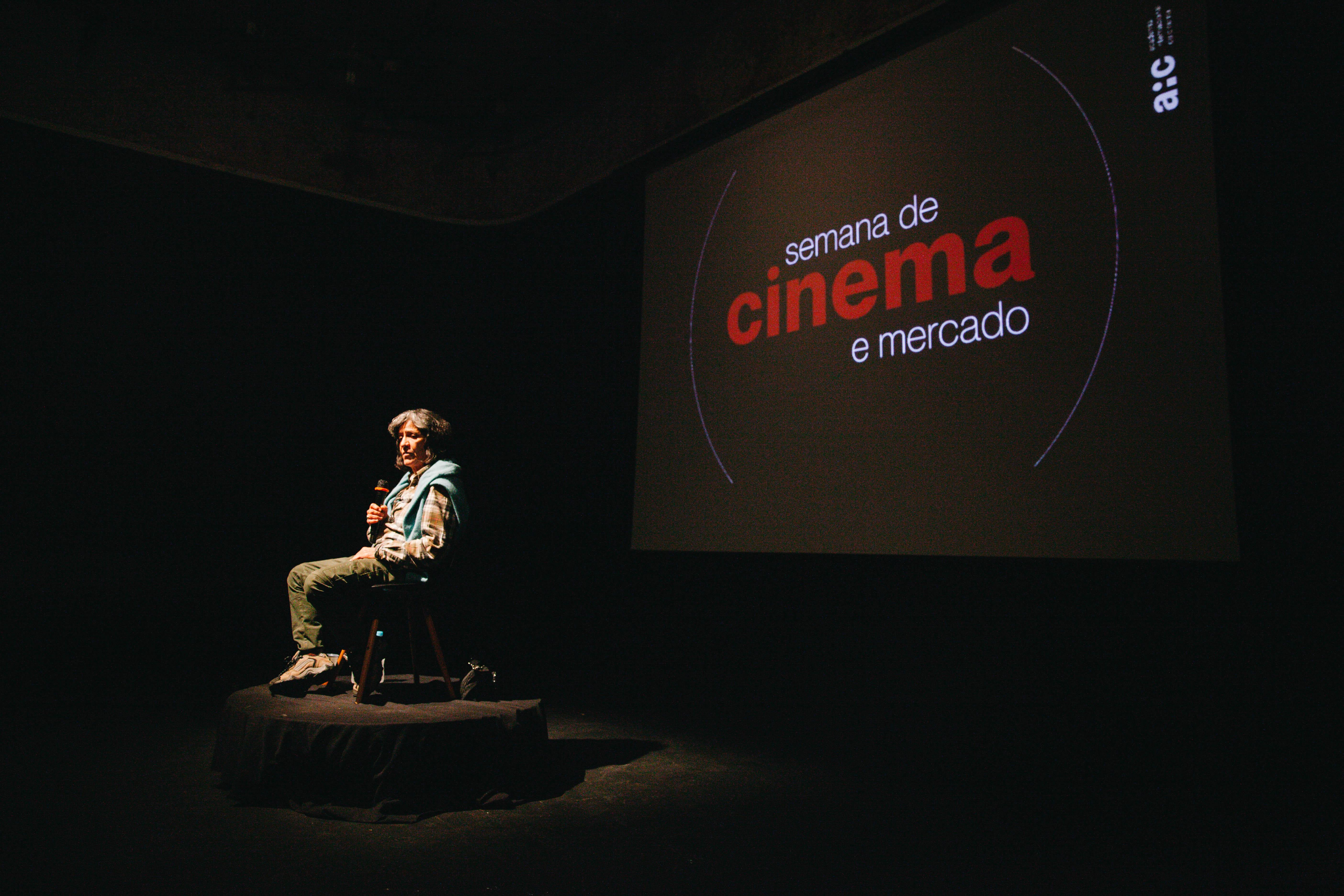 Sara Silveira fecha Semana de Cinema e Mercado em São Paulo
