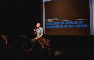 O roteirista Thiago Dottori diz que escrever é reescrever