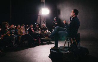 Bruno Beauchamps abre a edição paulista da Semana de Cinema e Mercado