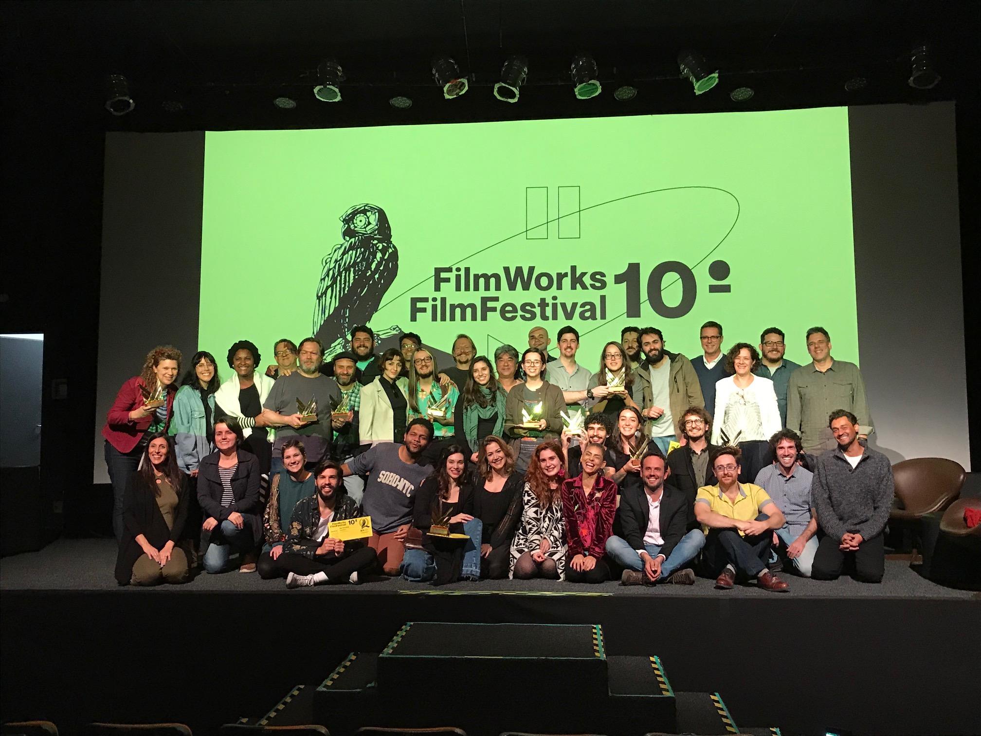 Vencedores FilmWorks Film Festival 2019 | São Paulo