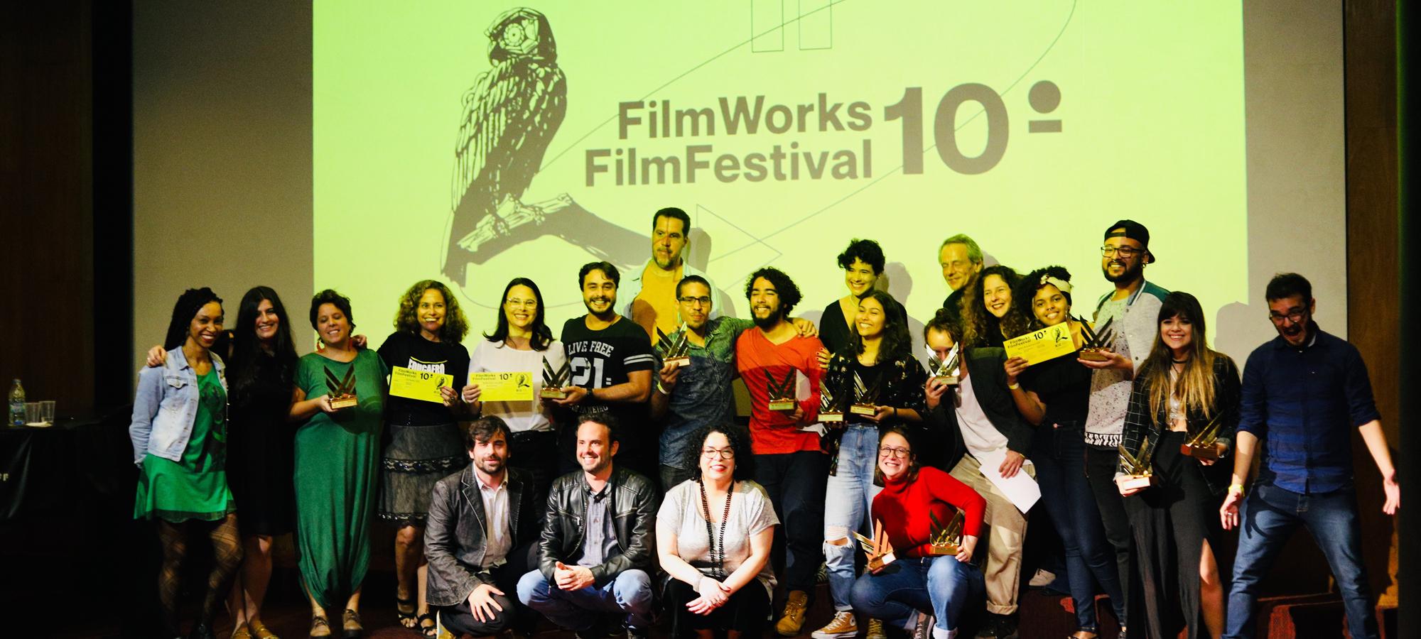 Vencedores Filmworks Film Festival 2019 | Rio de Janeiro