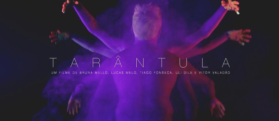 Tarântula, filme produzido por alunos da AIC do Rio de Janeiro, selecionado no Curta Cinema