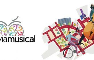 AIC na 7ª edição da Ciclovia Musical
