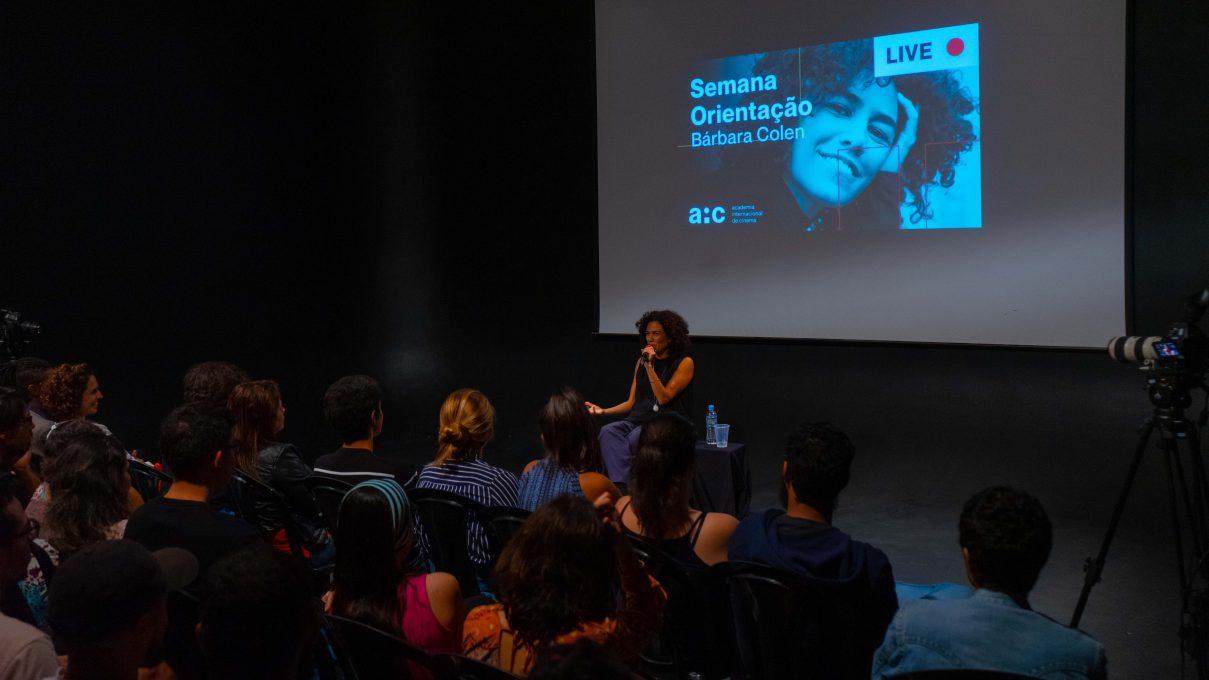 Bárbara Colen encerra a edição paulista da Semana de Orientação