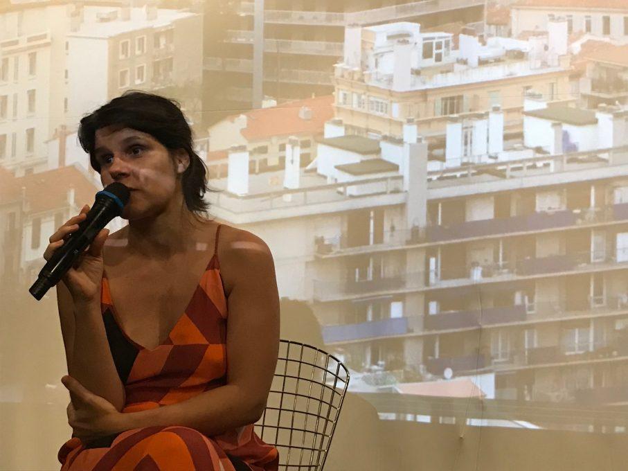 Maya Da-Rin fechou a 15ª edição da Semana de Orientação no Rio de Janeiro