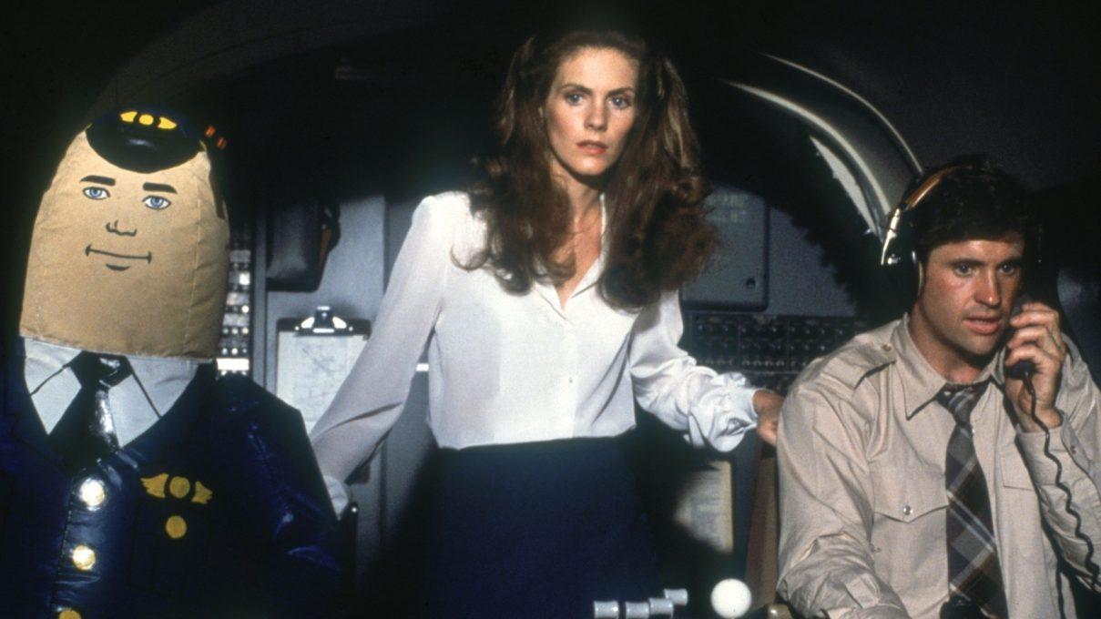 'Apertem os Cintos que o Piloto Sumiu' no Cineclube AIC #ficaemcasa