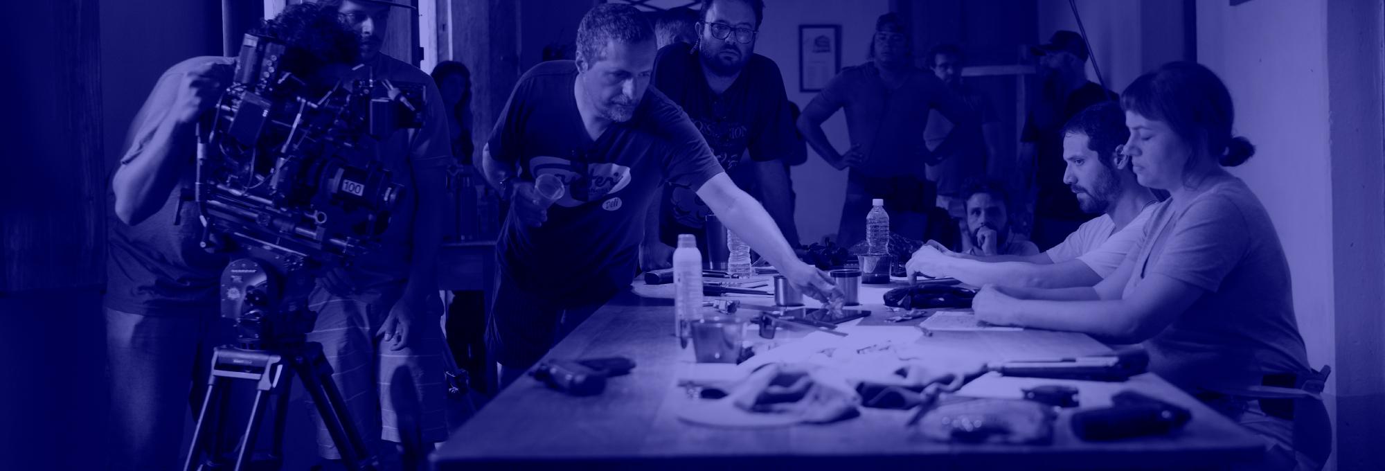 ENCONTROS com grandes realizadores | primeiro workshop com Kleber Mendonça Filho