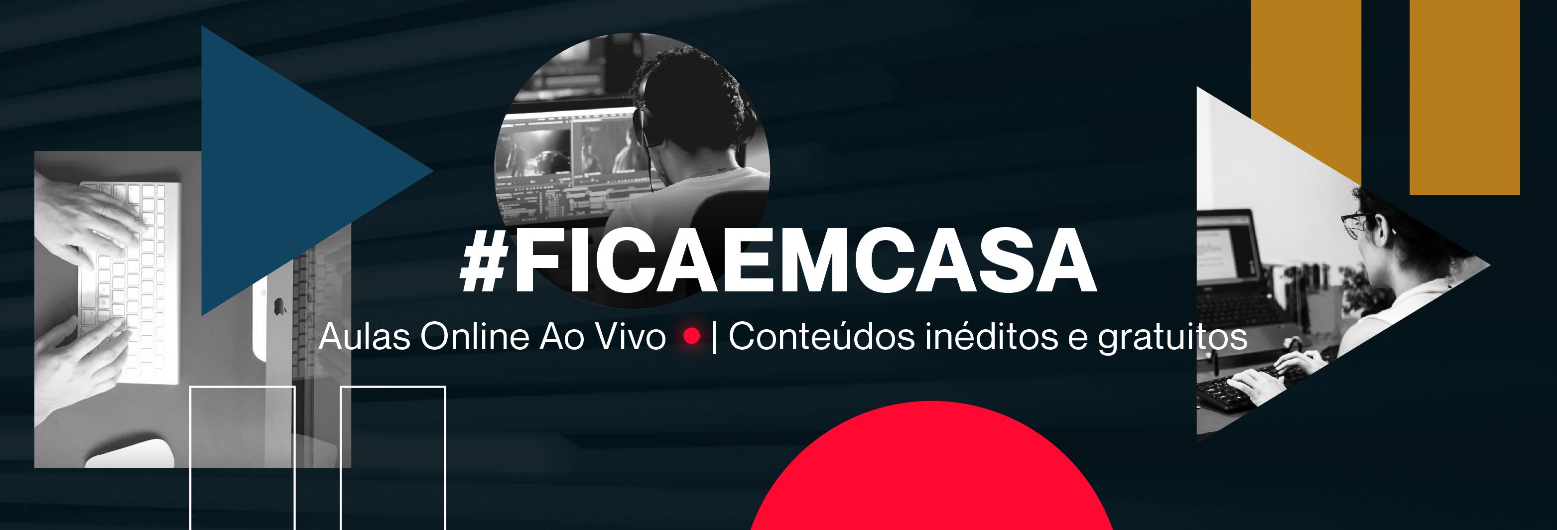 LIVE (HOJE) com grandes realizadores #FicaEmCasa