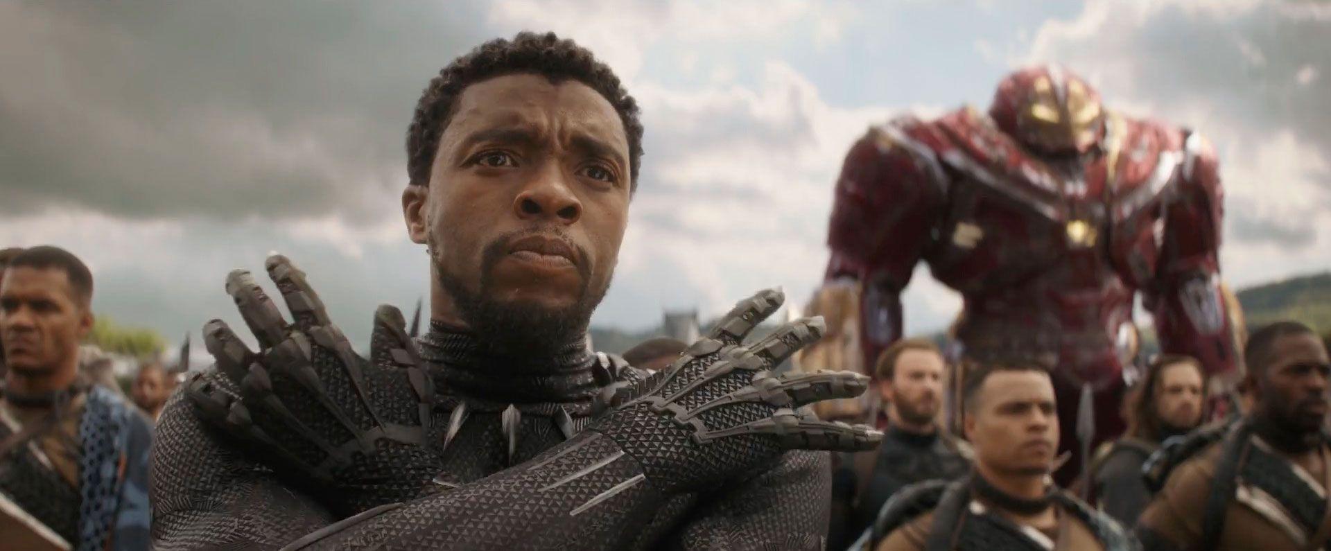 Cineclube desta semana: Pantera Negra – o legado de Chadwick Boseman