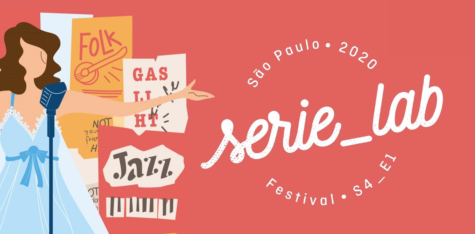 Serie_Lab Festival reúne criadores de  séries em evento online