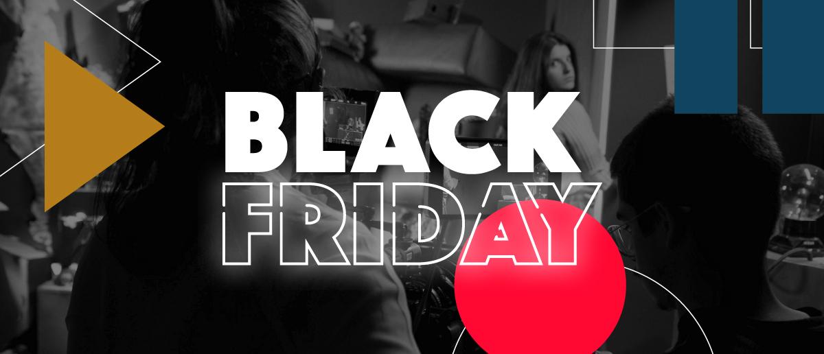 Black Friday na AIC começa hoje!