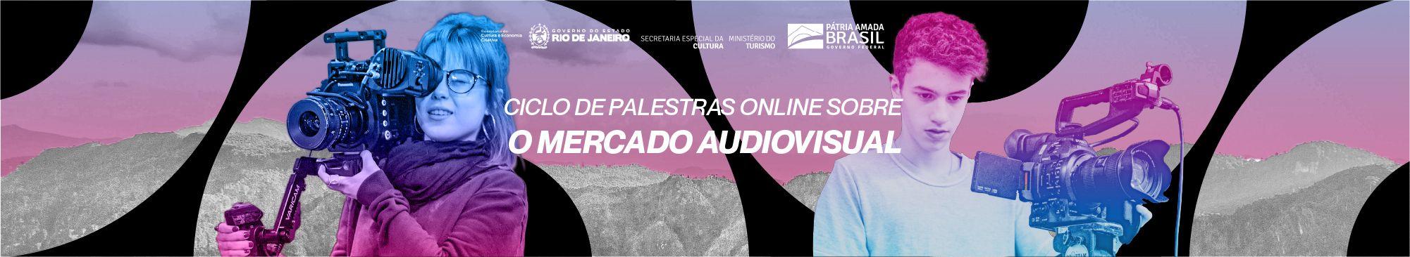 De 22 a 26 de Fevereiro Ciclo de Palestras sobre o Mercado Audiovisual no Youtube da AIC