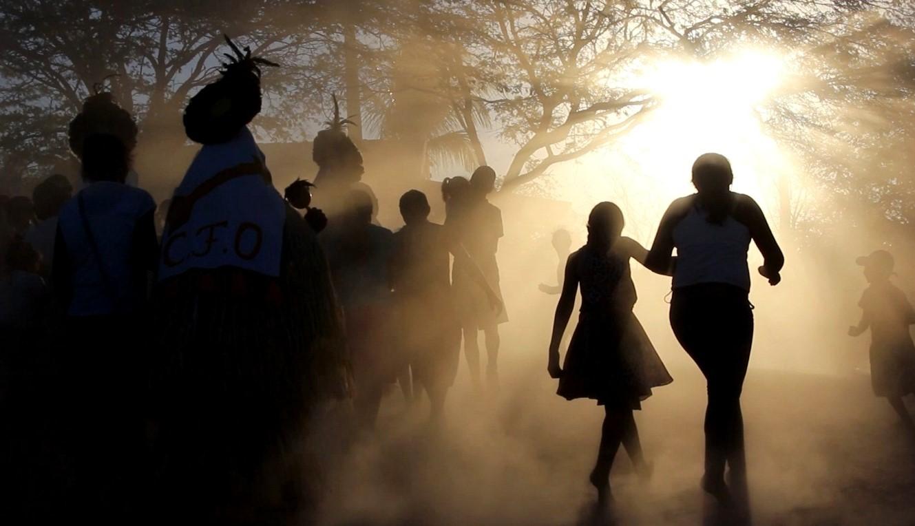 Palestra com Graci Guarani sobre o Cinema Indígena